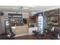 Coffee shop/Bakery for sale