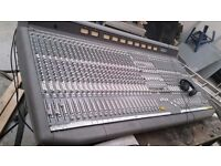 Soundtracs Mixing desk, cost me 32000 pounds when new in 1990