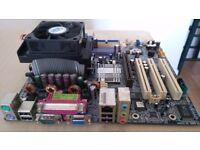 Gigabyte GA-K8VM800MNF-RH mATX Motherboard AMD