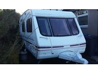 Swift Challenger 530 SE 2001 Touring Caravan - Very Good condition