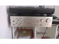 Vintage Luxman L-120A Amplifier (Amp) 1981 Very Good Condition
