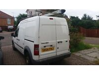 Ford Transit Connect LWB and high top - served me well and only 2 owners from new