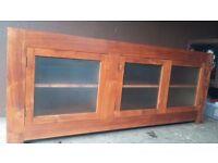 Oak sideboard/ cabinet