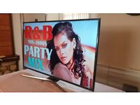 SAMSUNG 50 inch SMART 4K UHD HDR LED TV WITH WIFI, apps, SAMSUNG TVPLUS