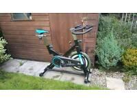 Spin bike/exercise bike