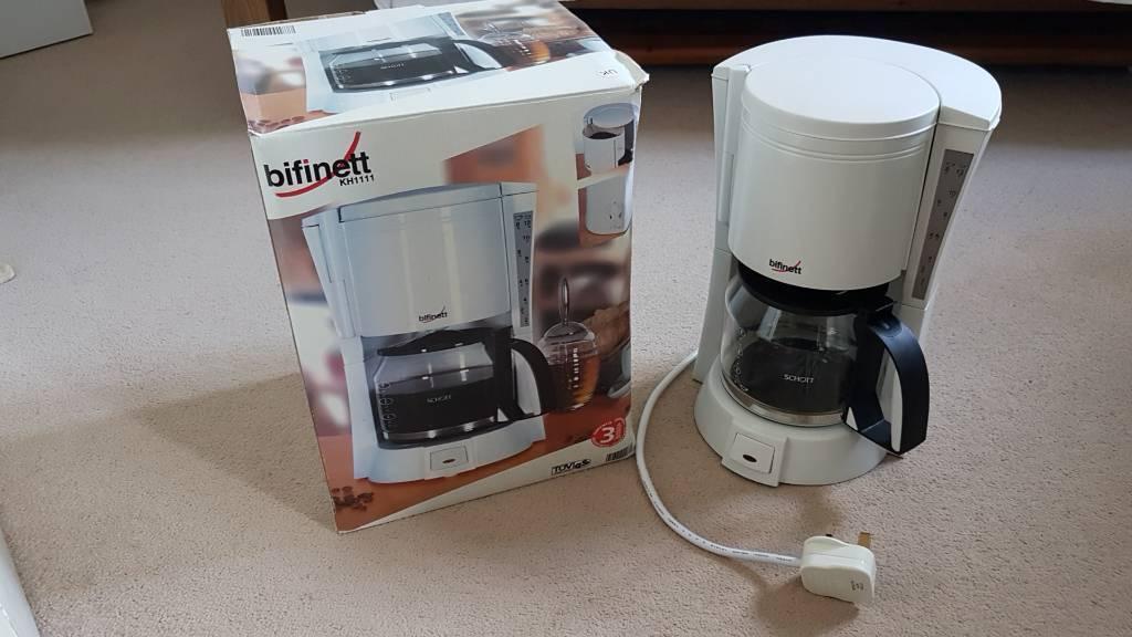 Biffinet KH1111 Coffee Machine