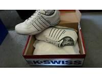 Size 10 kswiss trainers like new