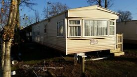Static Caravan For Sale 2002 Cosalt Sandringham