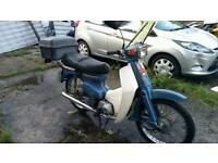 Honda c90 cub 12volt cheap 500 cash