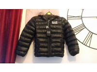 Boys Armani jacket. BRAND NEW WITH TAGS