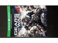 Gears of war 4, Xbox one s game