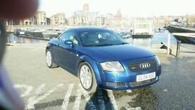 1.8T Audi TT QUATTRO 225bhp