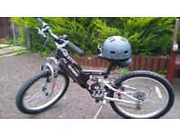 Boys apollo r20 mountain bike