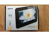Hipstreet TITAN. 8GB. Brand new boxed. £35 fixed price