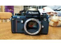 Nikon F3 body only + MD-4 Motordrive