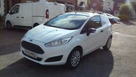 FORD FIESTA 2013 VAN WHITE EXCELLENT CONDITION NO VAT !!!!!