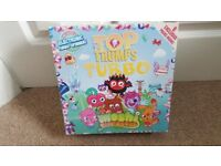 TOP TRUMPS TURBO ELECTRONIC TURBO SPINNER GAME MOSHI MONSTERS