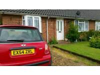 2 bed bungalow in Aylsham