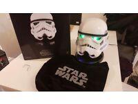 Star Wars - StormTrooper Bluetooth speaker - Offical