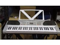 Acoustic Solutions electronic 54 keys multi function keyboard with stand