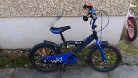 Boys 16 inch bike *lower price*