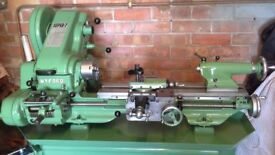 Myford Super 7 Metal Lathe WANTED