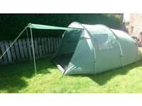 Trespass 5 Man Tunnel Tent Mint Condition