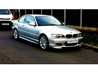 BMW 320 coupe M kit 2.0 D