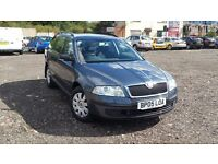 SKODA OCTAVIA ESTATE CLASSIC TDI PD ENGINE+1.9 DIESEL MANUAL++P/S/H++12 MONTHS MOT++IDEAL FAMILY CAR