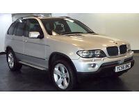 2006 56 BMW X5 3.0 D SPORT 5D AUTO 215 BHP DIESEL*PART EX WELCOME*FINANCE AVAILABLE*WARRANTY
