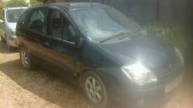 Scenic 1.6 alize sport for spares