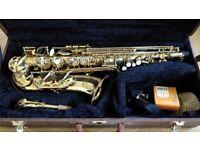 Alto Saxophone E flat