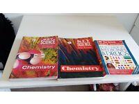Chemistry bundle books