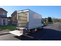 HORSFORTH MOVERS, REMOVALS & STORAGE , PACKING SERVICE, MAN AND VAN , Luton Van and Two Men