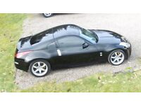 Nissan 350z lovely well cared for car, new car forces sale