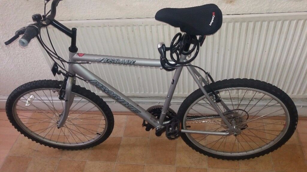Bike For Sale Hardly Been Used