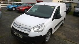 citroen berlingo hdi 525 lx, 2009 registration, 1600 cc turbo diesel, 137,000 miles,3 seats