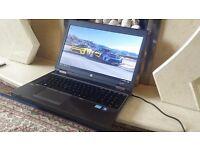 Gaming laptop, i5 2.5Ghz 64BIT, 4GB RAM, 320GB HD, 15.6 LED Widescreen, Radeon HD 6470 512MB, Win 10