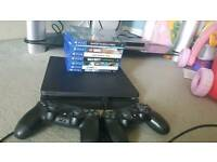 500gb black ps4 in penzance