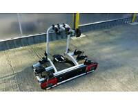 Tow bar mounted Altera Strada Triple bike carrier never used