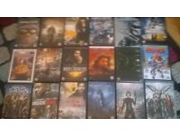 new dvds 50p-£1