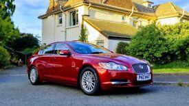 2009 Jaguar XF Luxury 2.7L V6