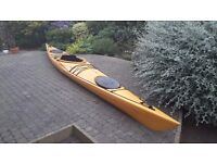 Sea Touring Kayak Point 65 Sea Cruiser