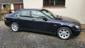 2008 BMW 730d SE Auto FSH facelift model