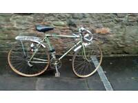 Vintage Puch Clubman Racing Bike