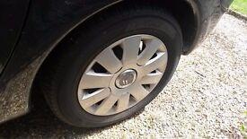 "15"" Citroen Xsara Picasso Alloy Wheels 185/65/15 Tyres"