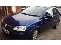 REDUCED..CORSA 2004 £650 ono.. 1ltr sxi..11 month mot..no adv.. £110 r.tax..perfect run.clean in out