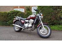 Triumph Thunderbird 1995. Superb condition with new MOT and just serviced