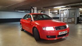 Immaculate A4 1.8t s line