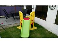 Play slide for toddlers